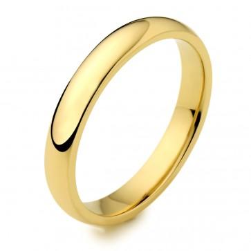 9ct Yellow Gold Wedding Ring