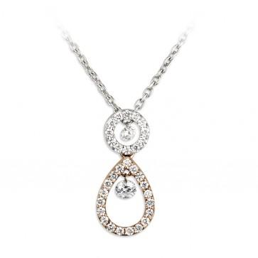 0.36ct Diamond Pendant