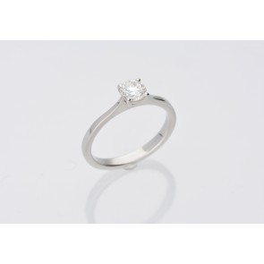 0.54ct G Colour Diamond Solitaire