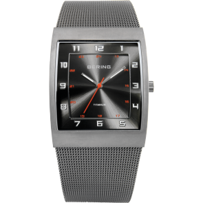 Classic Men's watch with Mesh strap