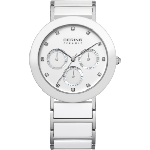 Ceramic Women's watch with Part Ceramic strap