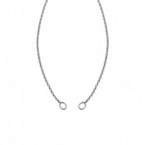 Ti Sento Milano - Silver Necklace