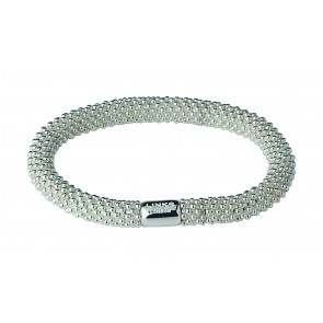 Effervescence Star Sterling Silver Bracelet - Large