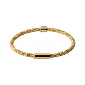 Stardust Gold Plated Bracelet