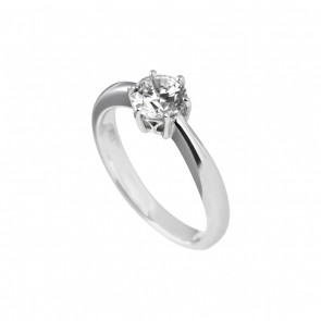 1 Carat Solitaire Ring