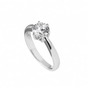 1.5 Carat Solitaire Ring