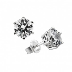 1.5 Carat Stud Earrings
