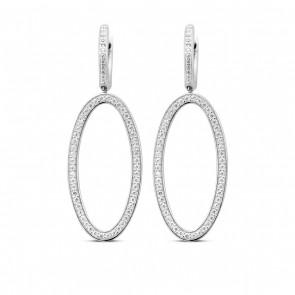 Ti Sento Milano - Silver Earrings