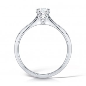 0.70ct White Gold Diamond Ring