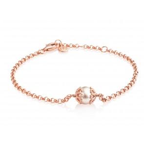 Emma-Kate Bracelet in Rose Gold Vermeil