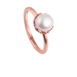 Emma-Kate Ring in Rose Gold Vermeil