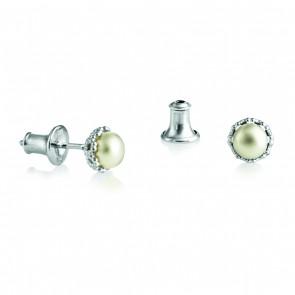 Emma-Kate Stud Earrings in Silver
