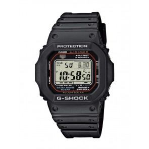 G-Shock - Plain Black Chronograph