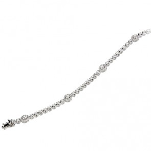 3ct Diamond Bracelet