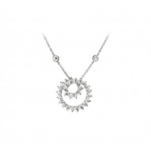0.75ct Diamond Pendant