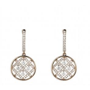 0.90ct Diamond Earrings