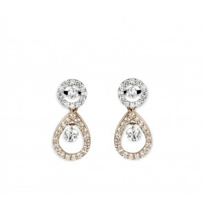 0.75ct Diamond Earrings