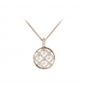 0.45ct Diamond Necklace