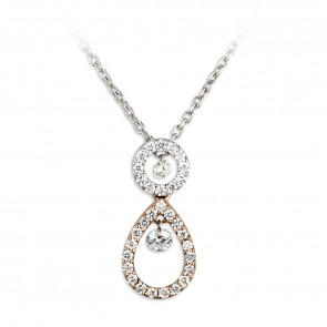 0.36ct Diamond Pendant