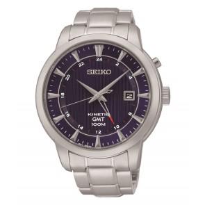 Steel Seiko Men's Watch