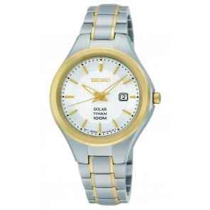 Seiko Ladies Solar Bracelet Watch