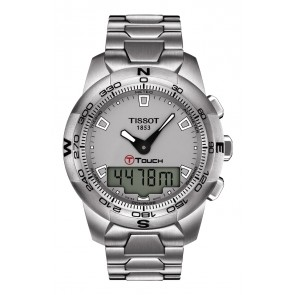 T-Touch 2 Silver Dial