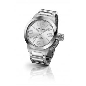 Silver Dial TW Steel Watch