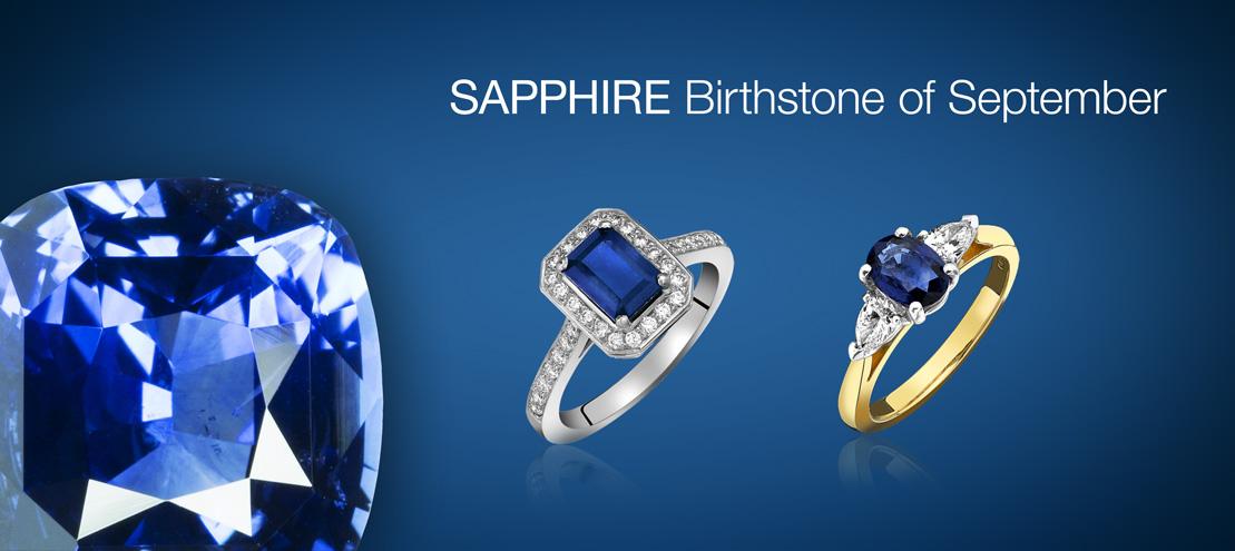 September Birthstones