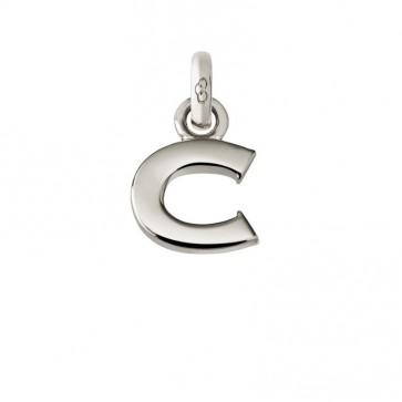 Letter C Charm