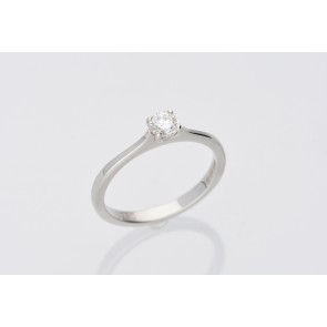 0.30ct Diamond Solitaire Ring