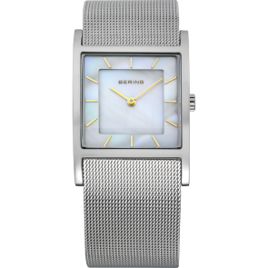 Classic Women's watch with Mesh strap