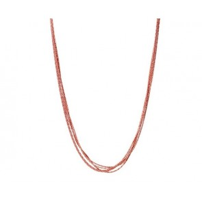 Silk Necklace - 80cm