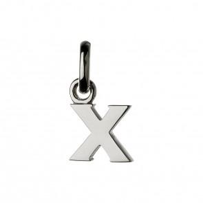 Letter X Charm