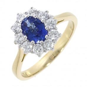 Sapphire & Diamond