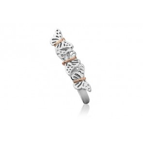 Butterfly Stacker Ring