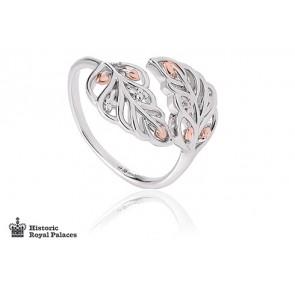 Debutante Feather Ring