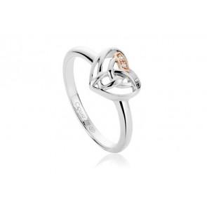 Eternal Loveheart Ring