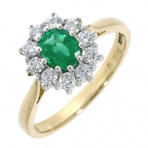 Emerald & Diamond