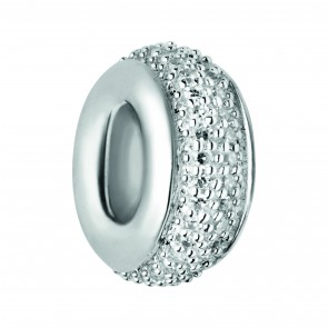 Diamond Pave Bead