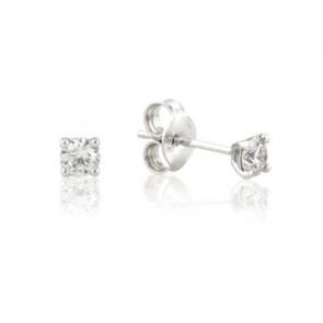 Diamond Earrings 0.10ct