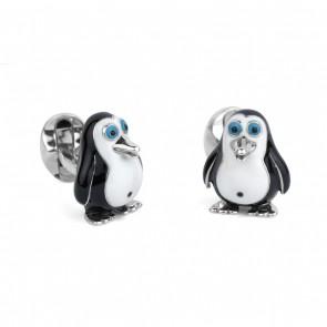 Fat Penguin Cufflinks