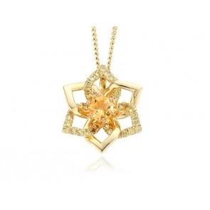 Daffodil Pendant