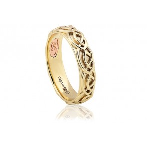 Annwyl Celtic Ring