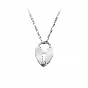 Love Lock Pendant