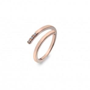 Glide Rose Ring