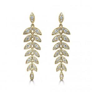 Barleycorn Earrings