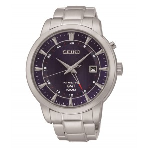 Steel Seiko Men's Watch