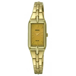 Gold Ladies Seiko Watch