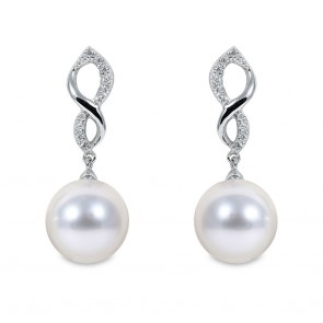 9mm Pearl Earrings